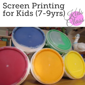 http://bobbinandink.com/classes/printing/screen-printing-for-kids-7-to-9-year-olds/