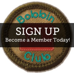 Click to Apply for Bobbin Club