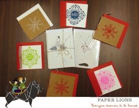 Paper Lions: http://paperlions.com.au/