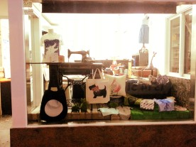 Week One: the Shop Window at Night