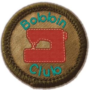 Home to Bobbin Club @ Bobbin and Ink